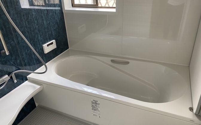 【動画】グリーン住宅ポイント対象・高断熱浴槽リクシルユニットバス「AriseZ」白をベースにトパーズブルーが美しい!