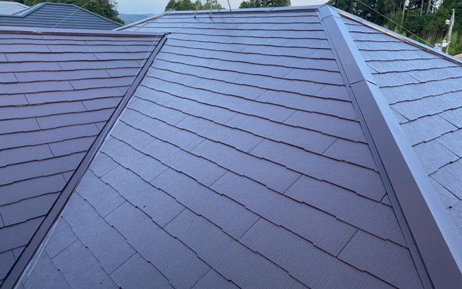 見えない屋根も安心・ドローンで空撮して納得の屋根塗装