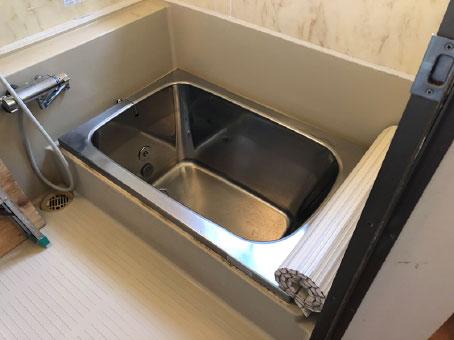 beforeタカラフォーマット風呂
